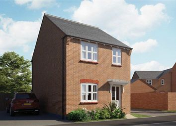 Thumbnail 3 bed detached house for sale in Valley View, Frisby On The Wreake, Melton Mowbray, Leicestershire