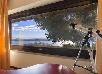 Thumbnail 4 bed villa for sale in Lesa, Lake Maggiore, 28040, Italy