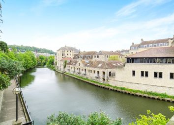 Thumbnail 2 bed flat for sale in Caxton Court, Grove Street, Bath
