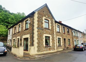 Thumbnail 4 bedroom semi-detached house for sale in Woodland Terrace, Aberdare