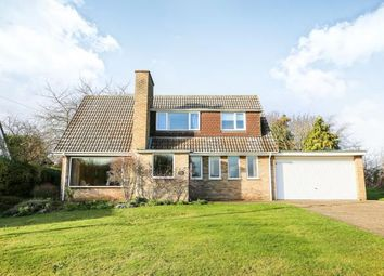 Thumbnail 3 bed detached house for sale in Potton Road, Sutton, Sandy, Bedfordshire
