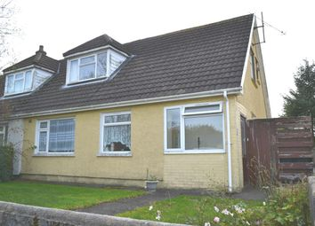 Thumbnail 3 bed semi-detached house for sale in Maescader, Pencader