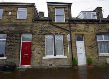 Thumbnail 2 bed terraced house to rent in Dudwell Lane, Skircoat Green, Halifax