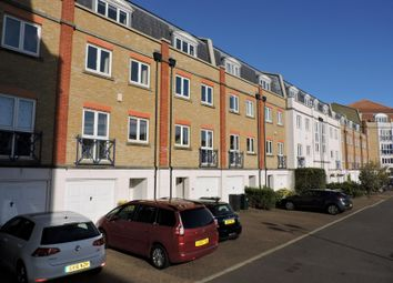 Thumbnail 4 bed terraced house to rent in The Piazza, Sovereign Harbour South, Eastbourne