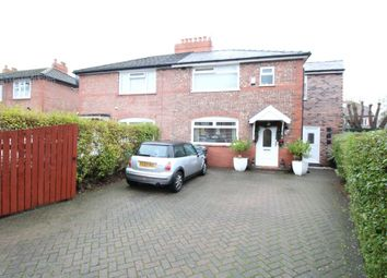 Thumbnail 4 bed semi-detached house for sale in Cundiff Road, Chorlton, Manchester