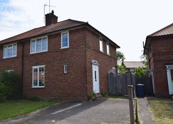 Thumbnail 3 bed semi-detached house for sale in Wenlock Road, Edgware