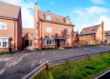 Thumbnail 4 bed detached house for sale in Oxford Blue Way, Stewartby, Bedford