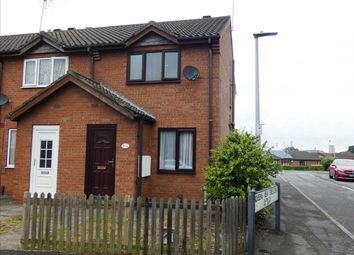 Thumbnail 2 bed town house for sale in Queens View Crescent, Scunthorpe