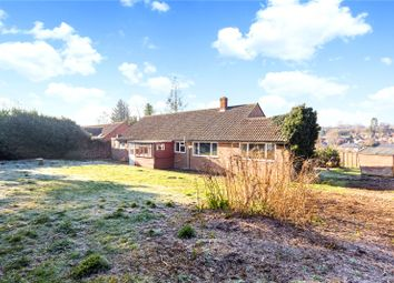Thumbnail 4 bed detached bungalow for sale in Boyne Rise, Kings Worthy, Winchester, Hampshire
