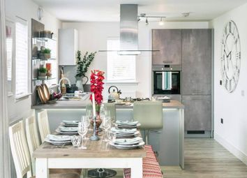 """Thumbnail 4 bedroom detached house for sale in """"The Cleland"""" at Hillview Gardens, Nivensknowe Park, Loanhead"""