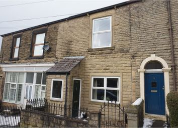 Thumbnail 2 bed terraced house for sale in Stanyforth Street, Glossop