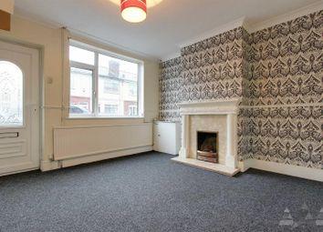 Thumbnail 2 bedroom terraced house to rent in Welbeck Street, Warsop, Mansfield