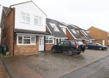 Thumbnail 4 bed semi-detached house for sale in Huddleston Way, Sawston