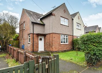 Thumbnail 3 bed semi-detached house for sale in Westminster Street, Alvaston, Derby