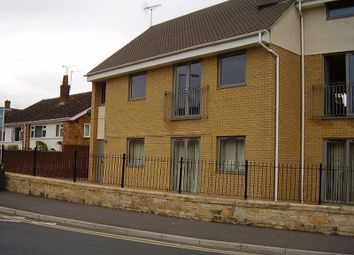 Thumbnail 2 bed flat to rent in Church Road, Bishops Cleeve, Cheltenham
