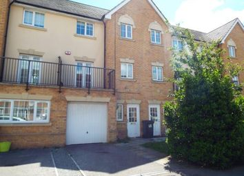 Thumbnail 3 bed town house for sale in Barkingside, Essex