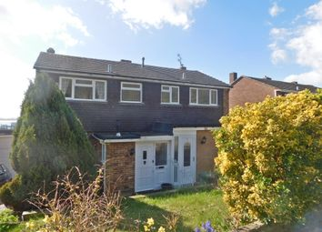 Thumbnail 3 bedroom semi-detached house for sale in Anson Grove, Fareham