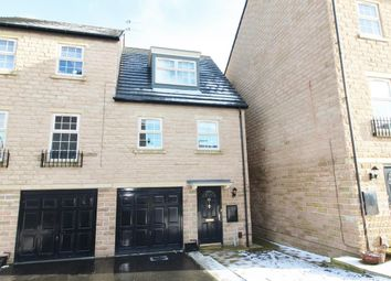 Thumbnail 4 bedroom town house for sale in Marlington Drive, Huddersfield