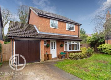 Thumbnail 3 bed detached house for sale in High Avenue, Letchworth Garden City