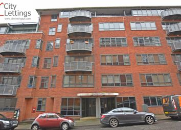 2 bed flat to rent in Upper College Street, Nottingham NG1