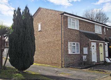 Thumbnail 2 bed end terrace house for sale in Copse Hill, Leybourne, West Malling, Kent