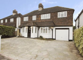 Thumbnail 4 bed property to rent in Beech Close, Hersham, Walton-On-Thames