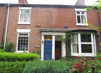 Thumbnail 2 bed terraced house for sale in Chapel Terrace, Stafford