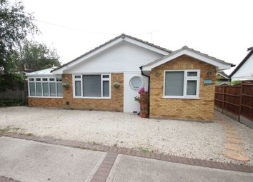 Thumbnail 3 bed detached bungalow for sale in Bull Lane, Hockley