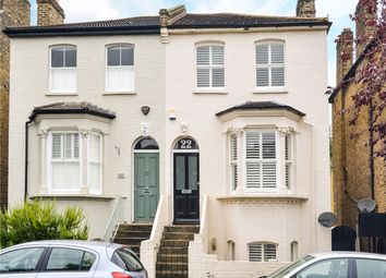 Thumbnail 4 bed town house for sale in Henslowe Road, East Dulwich, London