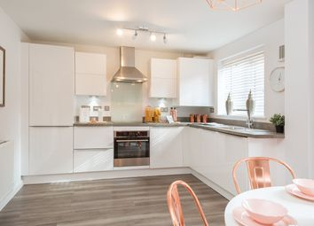 "Thumbnail 3 bed terraced house for sale in ""Finchley"" at Knights Way, St. Ives, Huntingdon"