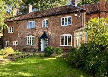 Thumbnail 4 bed detached house to rent in The Village, Hartlebury, Kidderminster