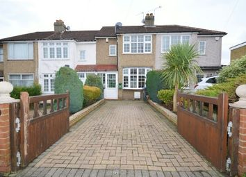 Thumbnail 3 bedroom terraced house for sale in Ashby Avenue, Chessington