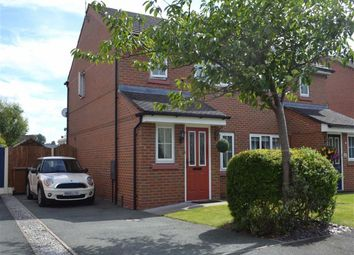 Thumbnail 3 bedroom semi-detached house for sale in Parker Way, West Heath, Congleton