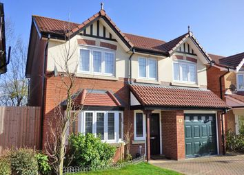 Thumbnail 4 bed detached house for sale in Black Horse Lane, Widnes, Cheshire