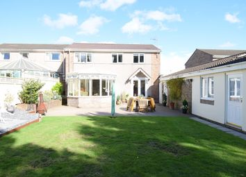 Thumbnail 4 bed detached house for sale in Weldon Close, Croesyceiliog, Cwmbran