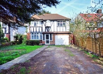 Thumbnail 5 bed detached house for sale in Beverley Way, Raynes Park