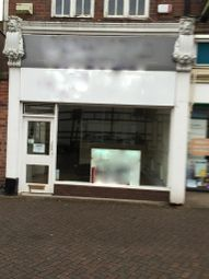 Thumbnail Retail premises to let in Coventry Street, Nuneaton