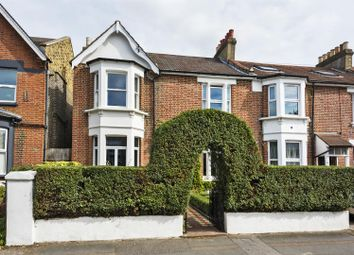Thumbnail 4 bed end terrace house for sale in Carisbrooke Road, Walthamstow, London