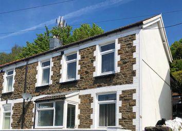 Thumbnail 3 bed semi-detached house for sale in Pantygraigwen Road, Graigwen, Pontypridd