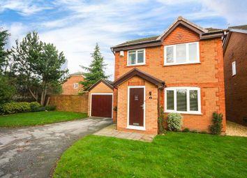 Thumbnail 3 bed detached house for sale in Springfield Avenue, Kirkham, Preston, Lancashire