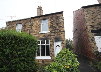 Thumbnail 2 bedroom semi-detached house to rent in Vicar Lane, Woodhouse, Sheffield