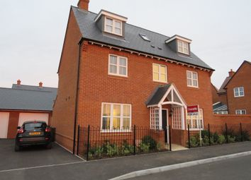 Thumbnail 4 bed detached house for sale in Great Amber Way, Amesbury, Salisbury