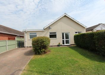 Thumbnail 2 bed bungalow to rent in Dadlington Lane, Stapleton, Leicester