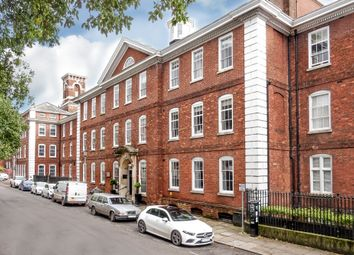 Thumbnail 3 bed flat for sale in Dean Clarke House, Southernhay East, Exeter