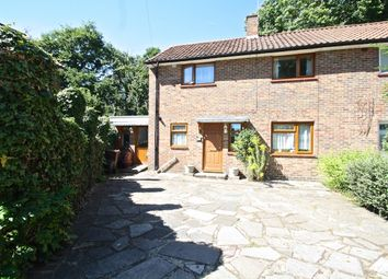 Thumbnail 3 bed end terrace house for sale in Beech Close, London