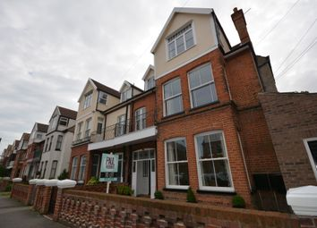 Thumbnail 2 bedroom flat to rent in Lyndhurst Road, Lowestoft, Suffolk