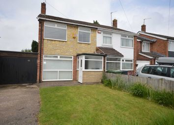 Thumbnail 3 bed semi-detached house for sale in Chesterfield Road, Bromborough, Wirral