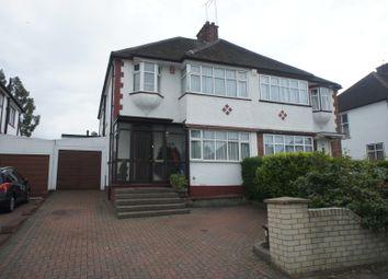 Thumbnail 4 bed semi-detached house for sale in Addington Drive, London