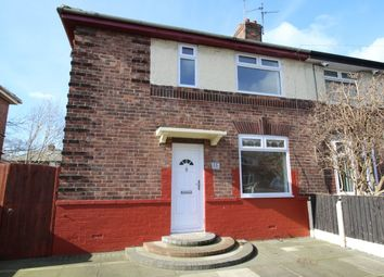 Thumbnail 3 bed semi-detached house to rent in Smith Road, Widnes