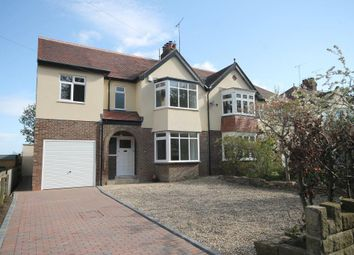 Thumbnail 4 bed semi-detached house to rent in The Beeches, Ponteland, Newcastle Upon Tyne